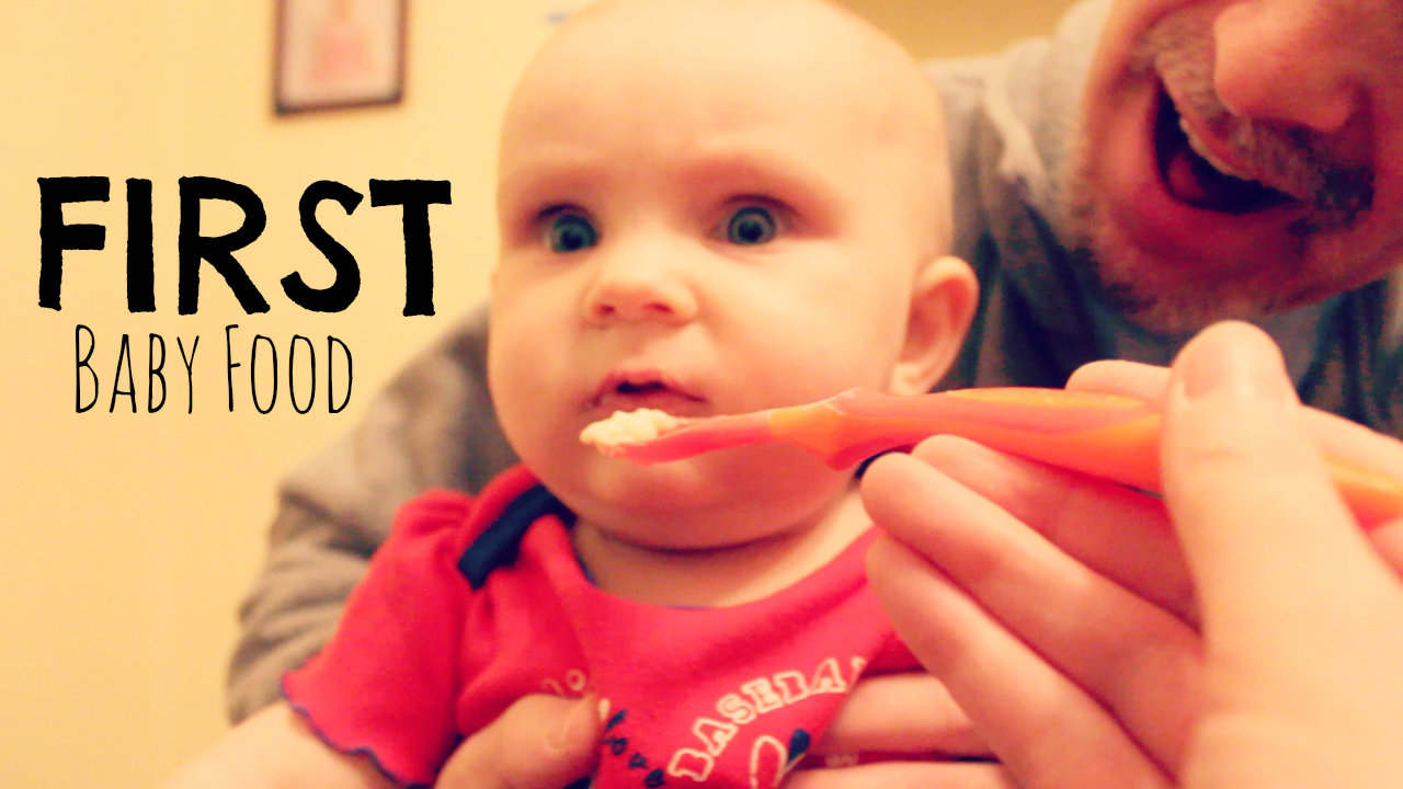 How To Introduce First Solid Food To Baby